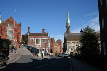 Harrow, Middlesex © Dr Neil Clifton